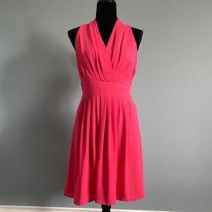 Marc NY Andrew Marc Fuchsia Pink Cocktail Dress